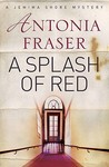 A Splash of Red (Jemima Shore, #3)