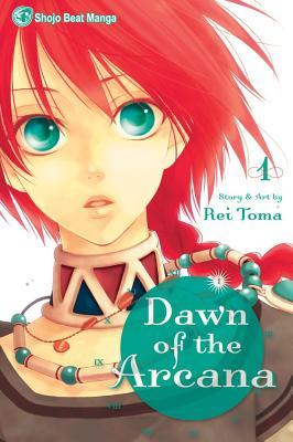Manga Review: Dawn of the Arcana, Volume 1
