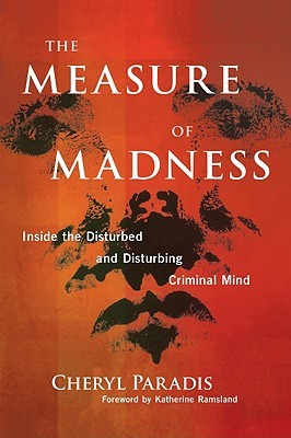 The Measure of Madness by Cheryl Paradis