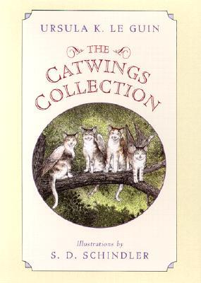 Catwings Box Set by Ursula K. Le Guin