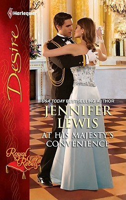 At His Majesty's Convenience by Jennifer Lewis