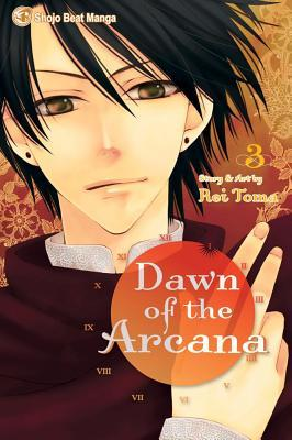 Manga Review: Dawn of the Arcana, Volume 3