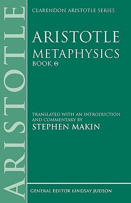 Metaphysics Theta: Translated with an Introduction & Commentary