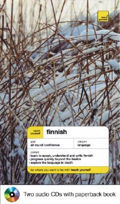 Teach Yourself Finnish Complete Course [With 2 CDs] (Teach Yourself Complete Language Courses)