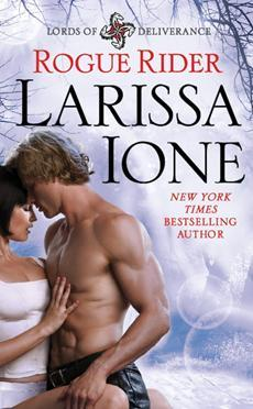 Rogue Rider by Larissa Ione (Lords of Deliverance #4) // VBC review