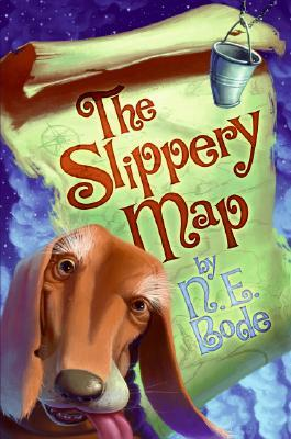 The Slippery Map by N.E. Bode