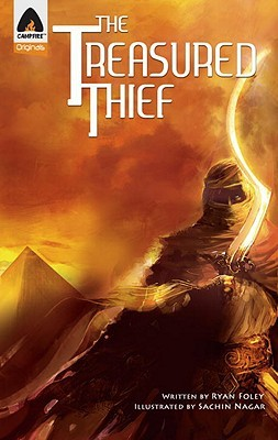 The Treasured Thief: A Graphic Novel