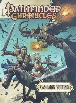 Pathfinder Chronicles by Erik Mona
