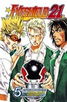 Eyeshield 21: Powerful, Vol. 5 (Eyeshield 21, #5)