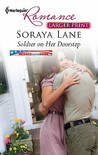 Soldier on Her Doorstep (Harlequin Romance (Larger Print))