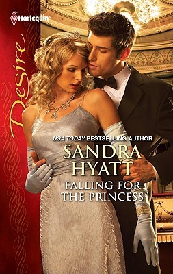 Falling for the Princess by Sandra Hyatt