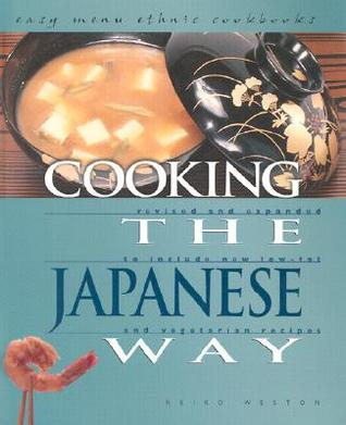 Cooking the Japanese Way by Reiko Weston