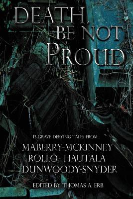 Death, Be Not Proud by Jonathan Maberry