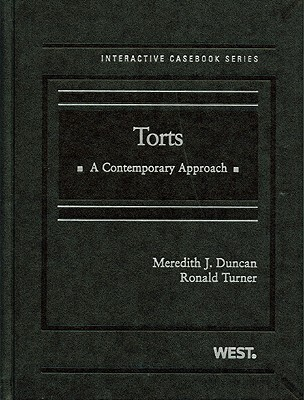 Torts: A Contemporary Approach