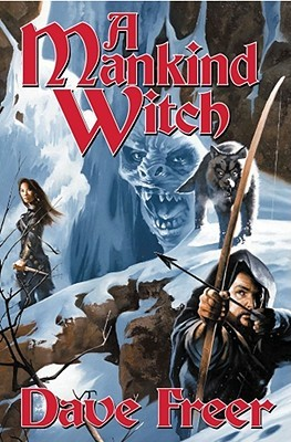 A Mankind Witch  (Heirs of Alexandria, #1.5)