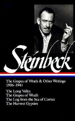 The Grapes of Wrath and Other Writings, 1936-1941 by John Steinbeck