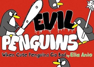 Evil Penguins by Elia Anie