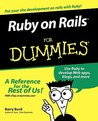 Ruby on Rails For Dummies (For Dummies (Computer/Tech))