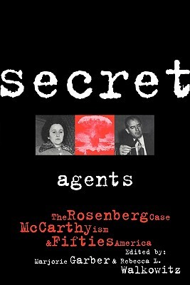 Secret Agents by Marjorie Garber