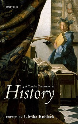 A Concise Companion to History by Ulinka Rublack