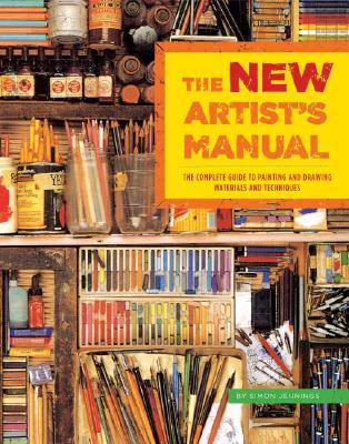 The New Artist's Manual by Simon Jennings