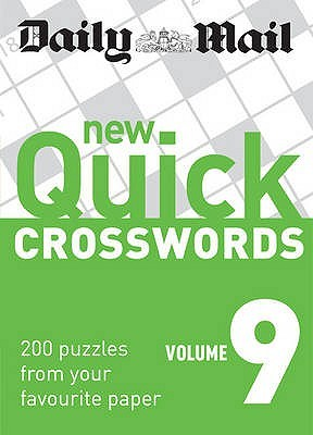 New Quick Crosswords: V. 9: 200 Puzzles from Your Favourite Paper