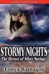 Stormy Nights (The Heroes of Silver Springs, #3)