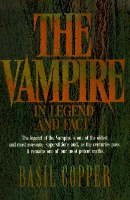 Free download The Vampire: In Legend and Fact PDF