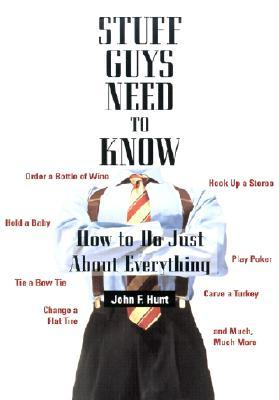 Stuff Guys Need To Know: How to Do Just About Everything