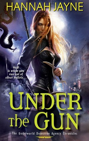 Review: Under the Gun by Hannah Jayne