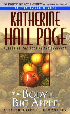 The Body in the Big Apple by Katherine Hall Page