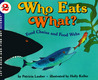 Who Eats What?: Food Chains and Food Webs