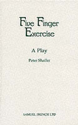 Five Finger Exercise: A Play