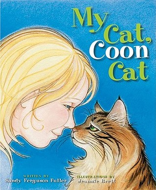 My Cat, Coon Cat by Sandy Fuller