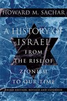 A History of Israel by Howard M. Sachar