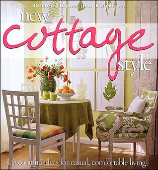 New cottage style decorating ideas for casual for Better homes and gardens living room ideas