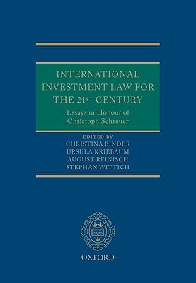 International Investment Law for the 21st Century by Christina Binder