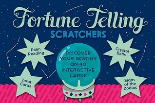 Fortune-Telling Scratchers: Discover Your Destiny on 40 Interactive Cards!