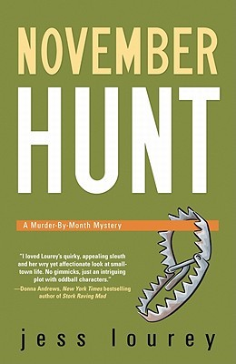 November Hunt by Jess Lourey