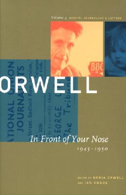 In Front of Your Nose by George Orwell