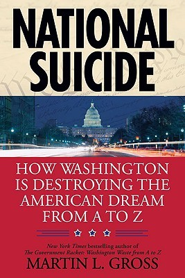National Suicide by Martin L. Gross