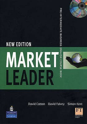 Market Leader Pre Intermediate by David Cotton