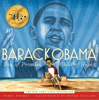 Barack Obama by Nikki Grimes