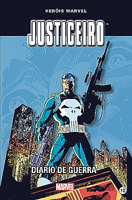Justiceiro by Carl Potts