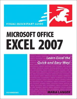 Microsoft Office Excel 2007 for Windows by Maria Langer