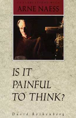 Is It Painful To Think by David Rothenberg