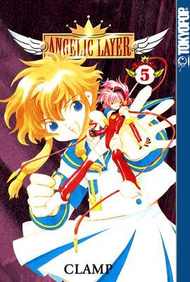 Angelic Layer, Vol. 05 by CLAMP