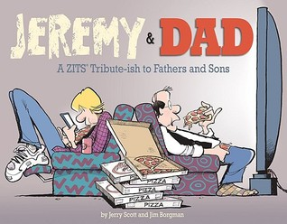 Jeremy and Dad by Jerry Scott