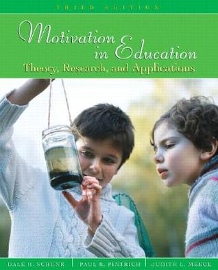 Motivation in Education: Theory, Research, and Applications
