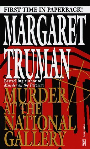 Murder at the National Gallery by Margaret Truman
